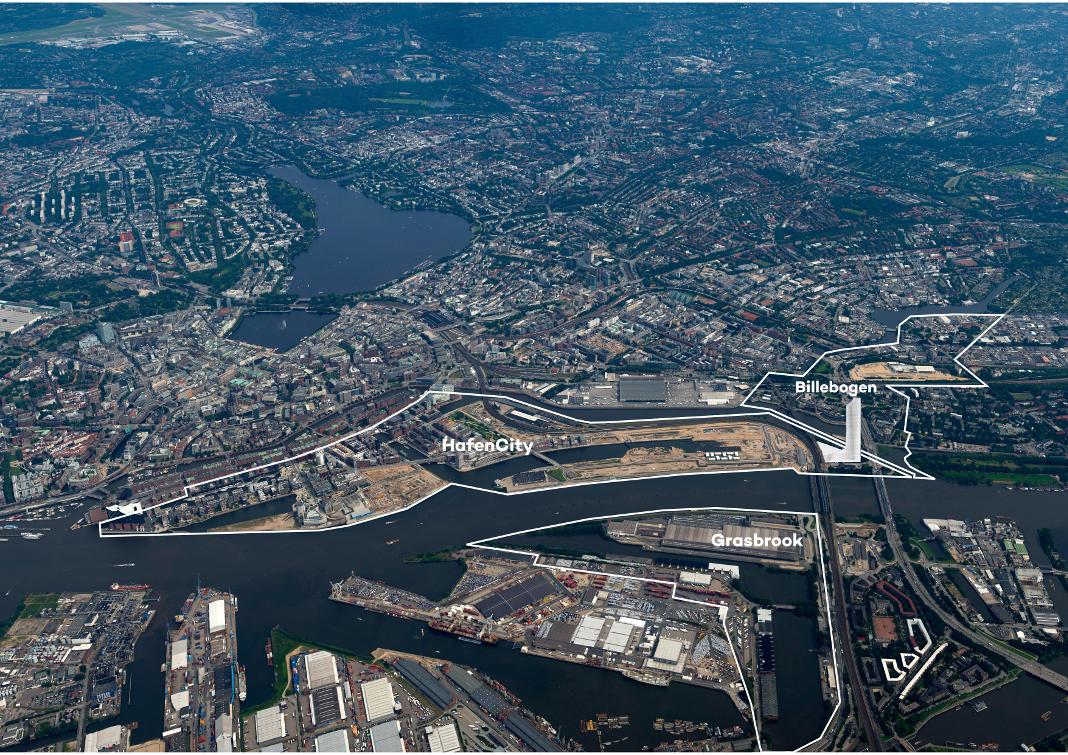 Der Elbtower in der Hafencity