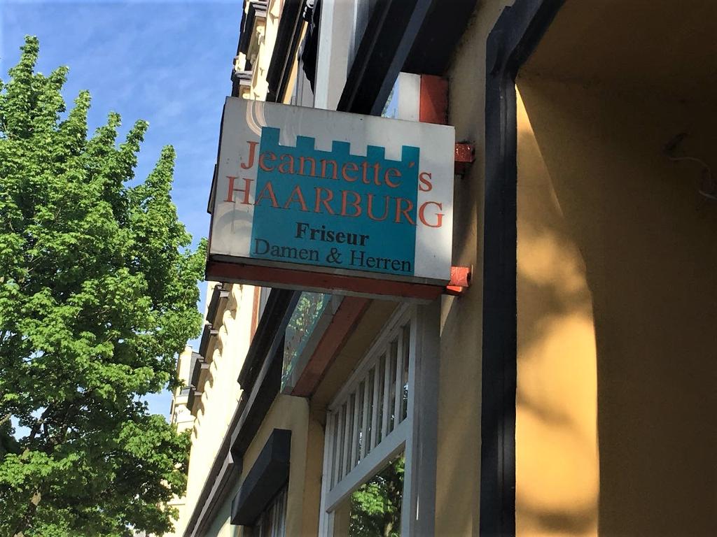 Friseursalon Haarburg