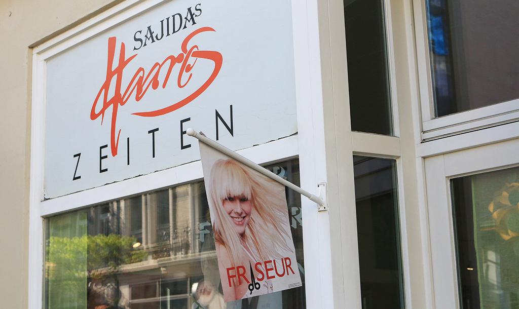 Friseursalon Haareszeiten
