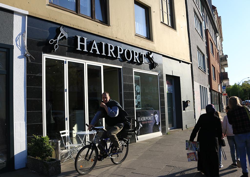 Friseursalon Haiport