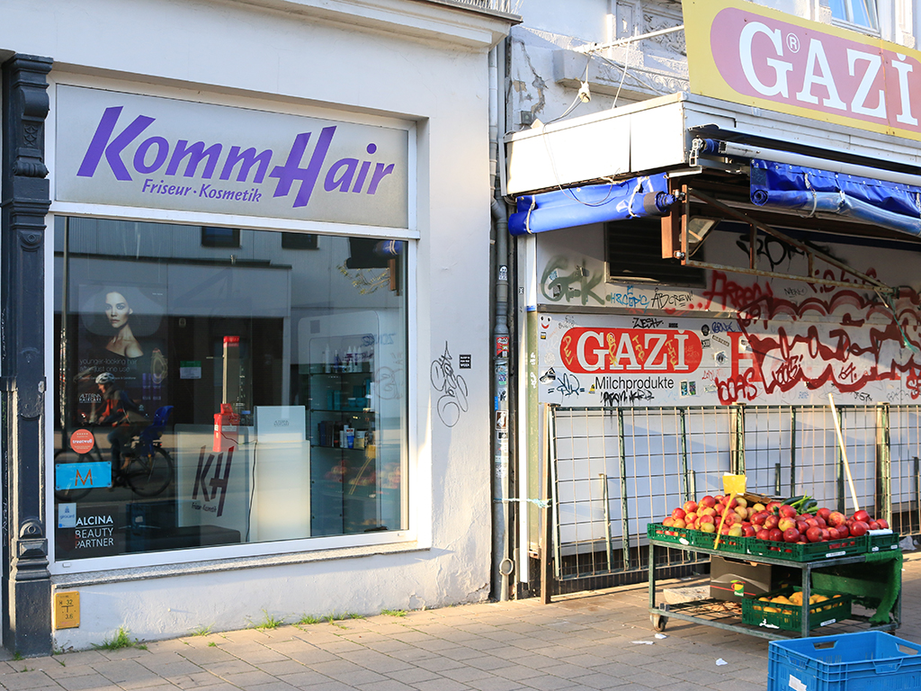 Friseursalon Komm Hair