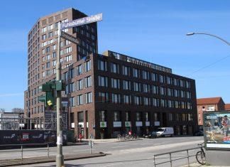 "Am Bahnhof Barmbek entsteht das Projekt ""Fuhle 101"""