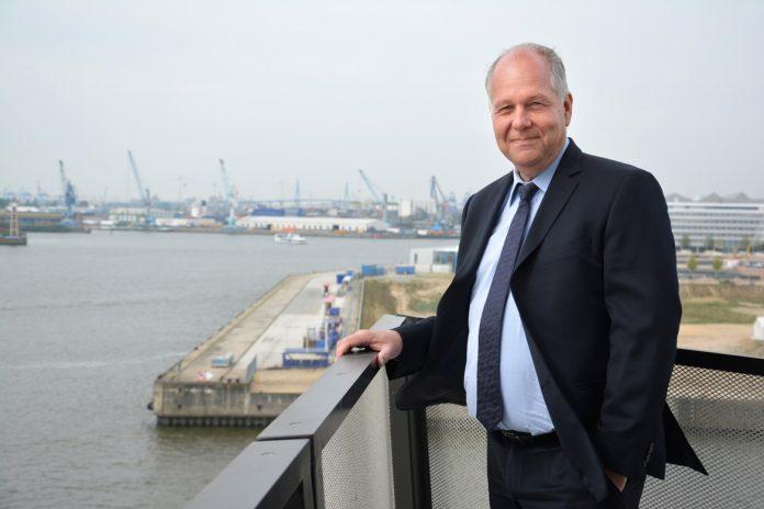 Präsident der HafenCity-Universität Walter Pelka