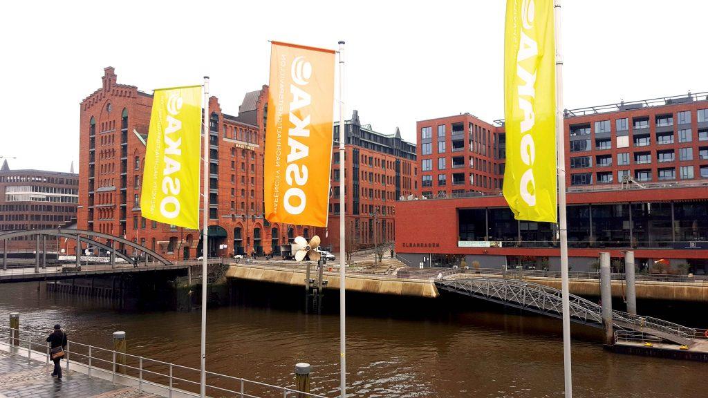Die Osakaallee in der HafenCity. Foto: Nadine von Piechowski