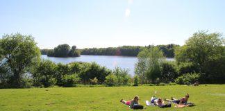 Der Öjendorfer Park