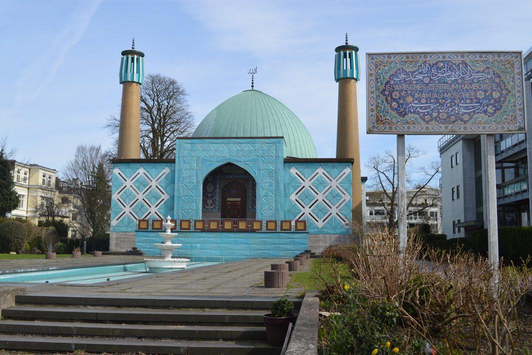 Islamisches Zentrum Hamburg e.V. Foto: Shahrzad Rahbari