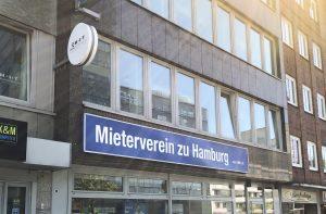 Auch der Mieterverein zu Hamburg befasst sich mit dem Thema Identitätsdiebstahl.