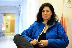 Tanja Schwichtenberg ist Coach und Beraterin in der Genossenschaft Fux eG