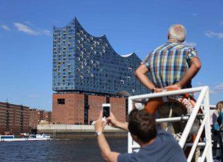 Tourismus in Hamburg: Elbphilharmonie