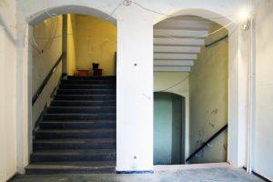 die Genossenschaft Fux eG saniert das Gebäude denkmalgerecht.