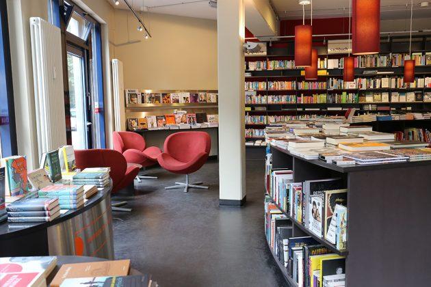 Buchhandlungen in Hamburg: cohen + dobernigg
