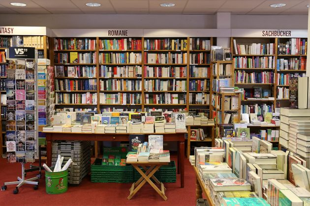 Buchhandlungen in Hamburg: Buchhandlung Lüdemann, Wilhelmsburg