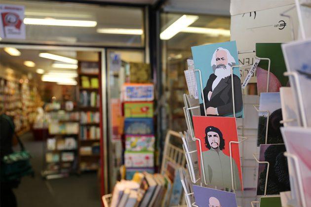 Buchhandlungen in Hamburg: Buchhandlung im Schanzenviertel
