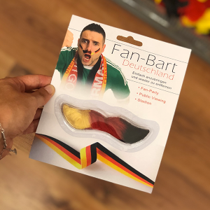 WM-Fanartikel Bart