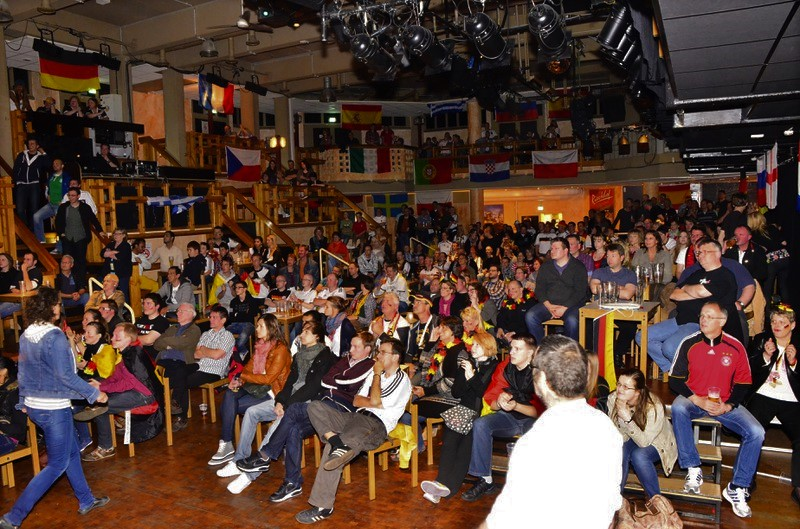 Public-Viewing Rieckhof Harburg
