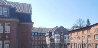 Der Campus Design, Medien und Information der HAW Hamburg.