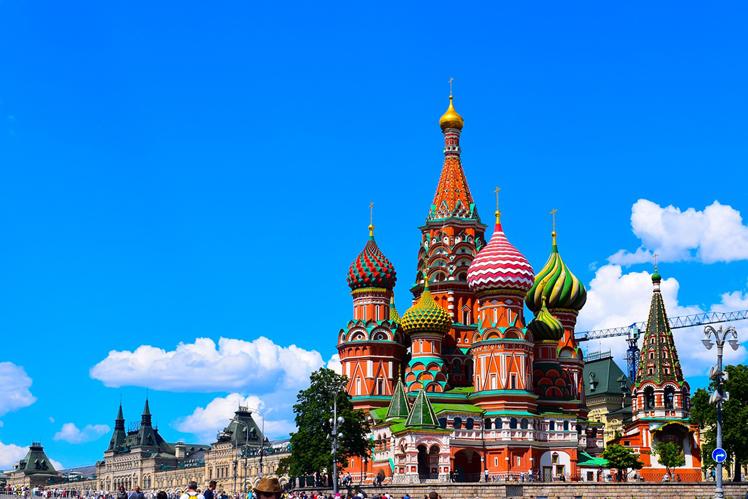 Die WM findet dieses Jahr in Russland statt.