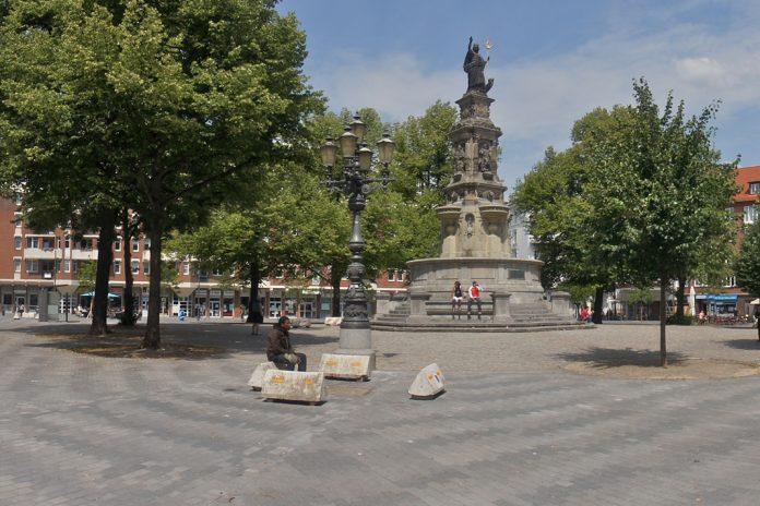 Der Hansaplatz (2011)