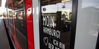 Neue S-Bahn in Hamburg - Die ET 490.
