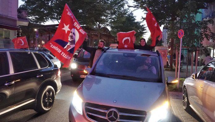 Wahl Hamburg Erdogan