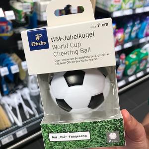 WM-Fanartikel Fußball