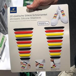 WM-Fanartikel Schnürsenkel
