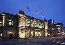 """In der Handelskammer Hamburg fand am Montag zum ersten Mal der """"Gründerflirt"""" statt."""