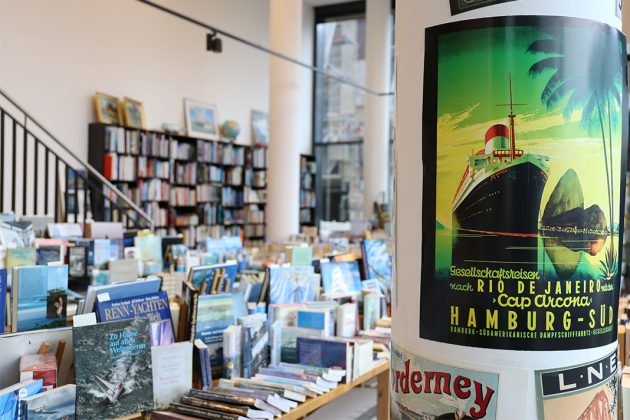 Buchhandlungen in Hamburg: Hafenfuchs