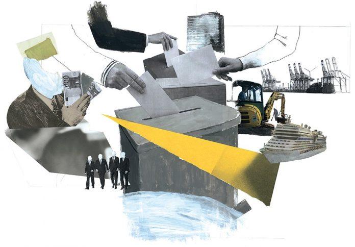 Illustration Spenden Saskia Beuchel