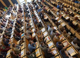 Die NC-Quote an Hamburger Hochschulen geht zum kommenden Wintersemester zurück.