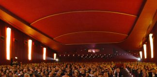 Kinosaal des Cinemaxx Dammtor. Hier sitzen der Filmfest-Profi.