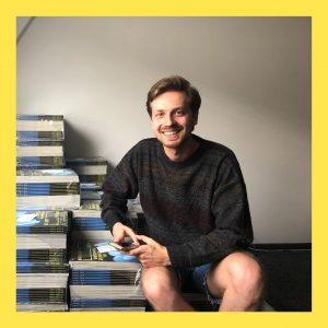 Faces of Filmfest: Joshua Lerp-Petersen