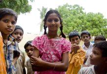 Am Weltmädchentag wird auf die Benachteiligung von Mädchen auf der ganzen welt aufmerksam gemacht. Foto: Plan International/Andhra Pradesh