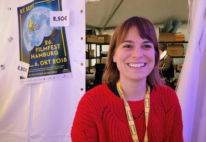 Filmfest Hamburg: Die Vielfalt der Filmkategorien ist für Katharina Degen das schönste am Filmfest. Foto: Luisa Höppner