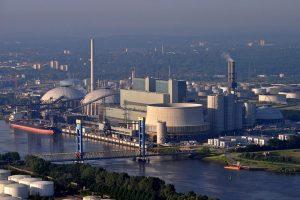 Fernwärme zukünftig ohne das Kohlekraftwerk Moorburg. Foto: Ajepbah/ Wikimedia Commons