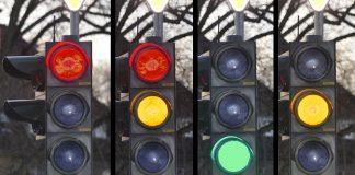 Neue Geschwindigkeits- und Rotlichtüberwachungsanlagen für Hammerbrook. (Ampelblitzer) Foto: Wikimedia Commons