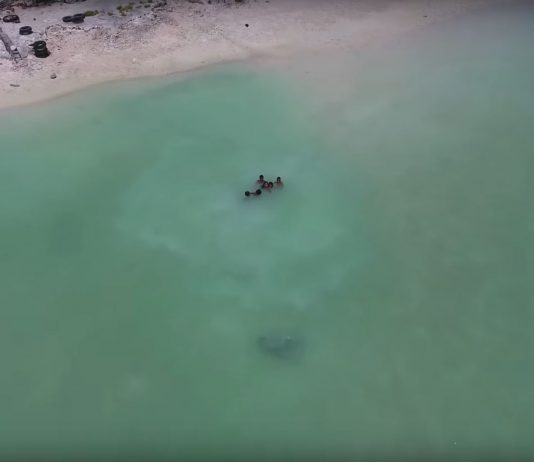 Anote's Ark – Der Meeresspiegel steigt, die Bewohner Kiribatis fürchten um ihr zuhause. Screenshot: Anote's Ark
