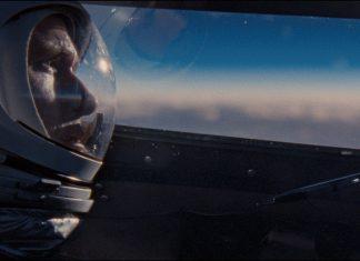 Neil Armstrong, gespielt von Ryan Gosling, kurz vor seinem Aufbruch zum Mond.
