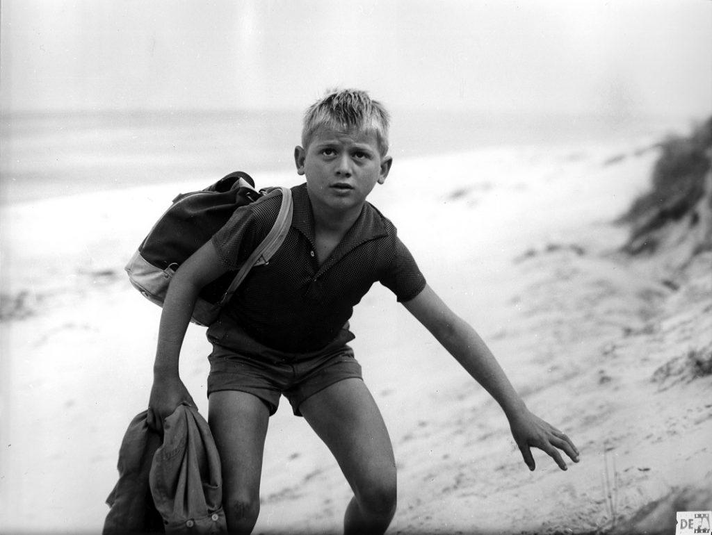 Die Reise nach Sundevit: Tim Tammer am Strand
