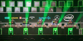 ESL One E-Sport: Die ESL One findet an diesem Wochenende in der Barclaycard-Arena statt. Foto: Daniel Bockwoldt/dpa
