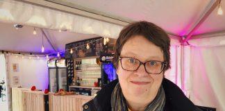 Joan Bleicher ist Besucherin auf dem Filmfest Hamburg.
