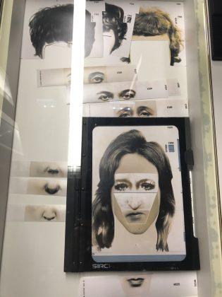 Polizeimuseum: Die Fototechnik zur Ermittlung der Gesichter