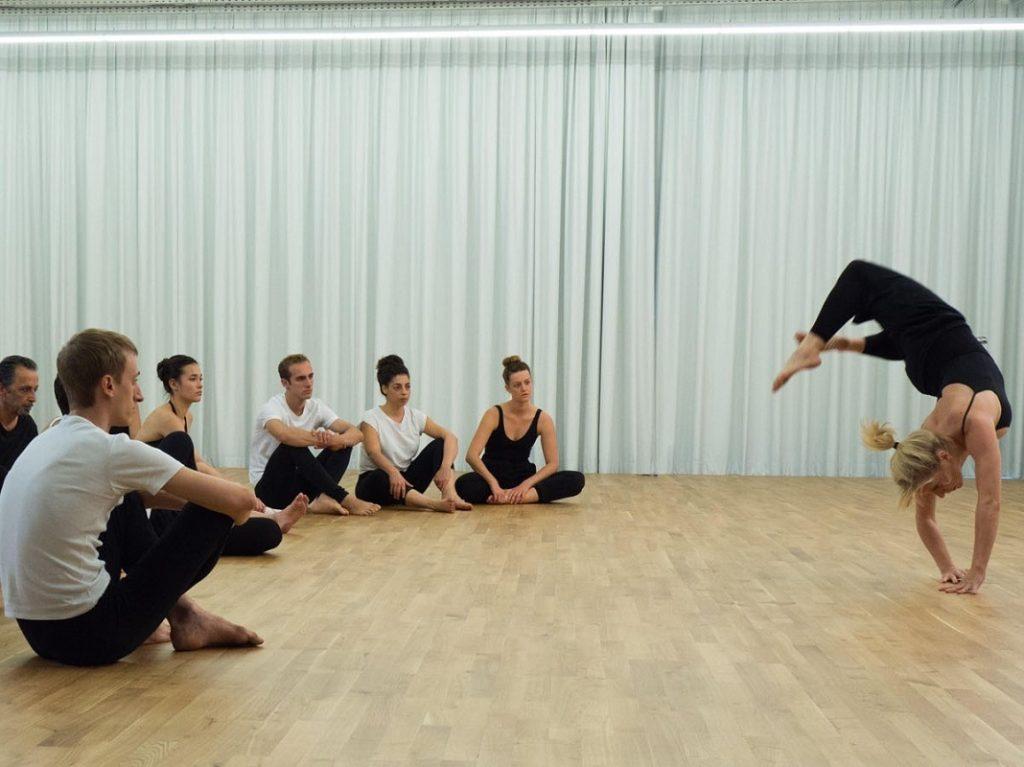 Odette (Andréa Bescond) verarbeitet ihre Erfahrungen im Tanz. Foto: Les Films du Kiosque