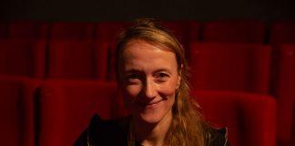"""Marion Gretchen Schmitz ist Einsprecherin beim Kinder- und Jugendfilmfest """"Michel"""". Foto: Melina Mork"""