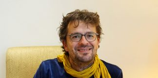 """Matthieu Rytz ist der Regisseur der Dokumentation """"Anote's Ark"""""""