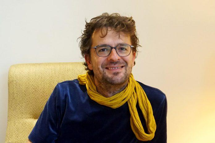 Matthieu Rytz ist der Regisseur der Dokumentation