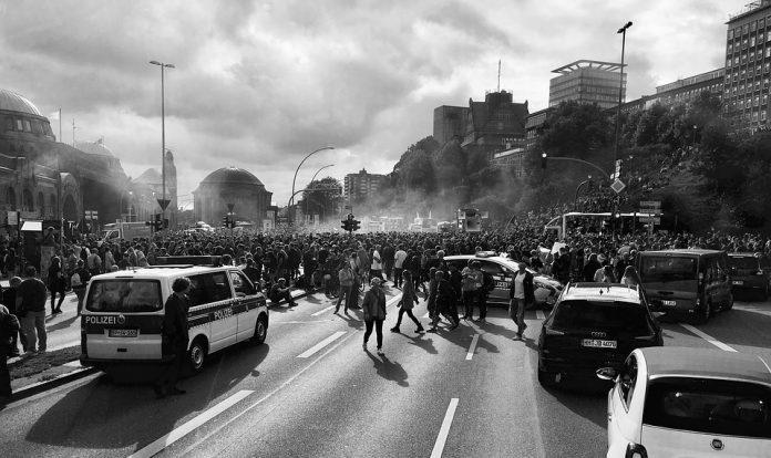 Der Streit um die G20-Gesichtserkennung wird jetzt vor Gericht ausgehandelt. Foto: pixybay