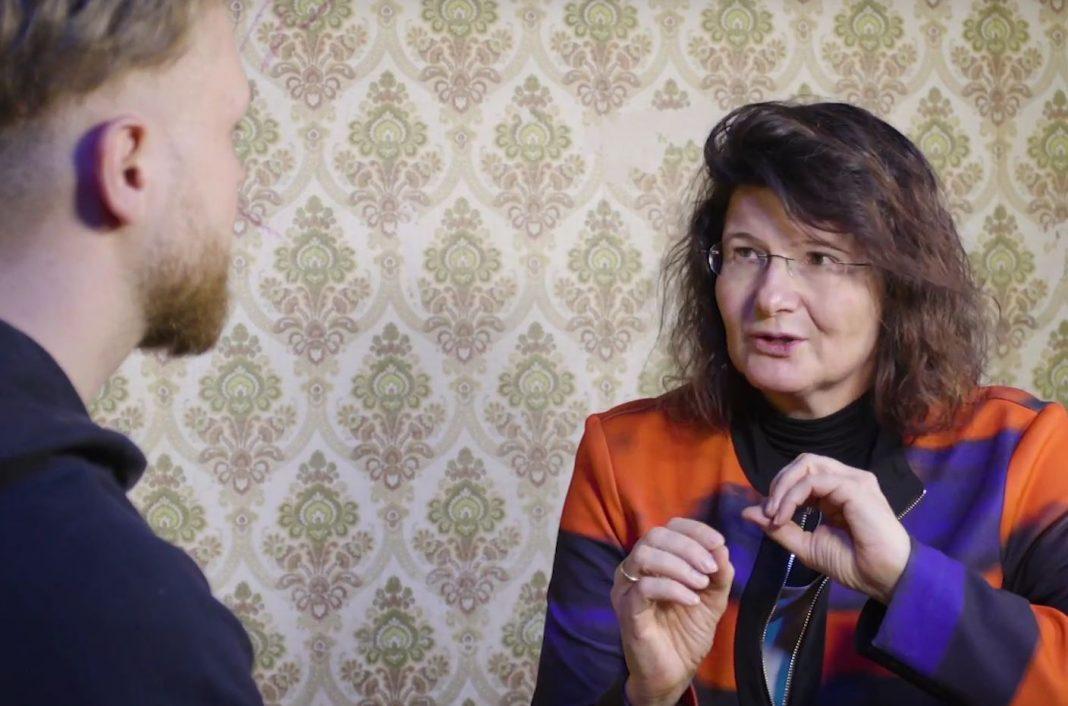 Dr. Maya Götz im FINK.HAMBURG Interview