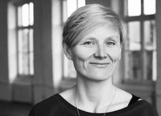 """Kuratorin der Hafencity und Initiatorin des Programms """"Imagine the City"""" Ellen Blumenstein. Foto: Jork Weismann"""