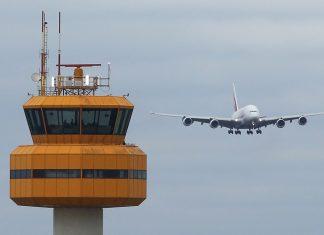 Flughafen Hamburg, Emirates Airbus A380